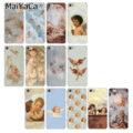 スマホケース スマホカバー スマートフォンケース iphoneケース 天使絵画の天使スマホケース