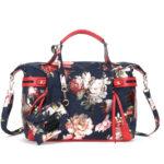 """<span class=""""title"""">薔薇バッグ、花柄バッグ、トートバック、ショルダーバッグ、ピンク薔薇の花、ユリの花、ピンクローズ豪華な花柄のハンドバッグ、レディースバッグarluflower008</span>"""